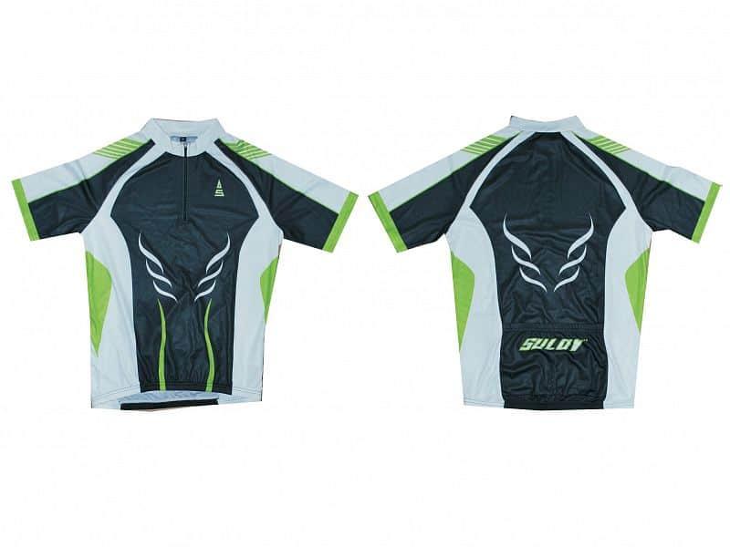 SULOV 1 zelený Oblečení velikost: M
