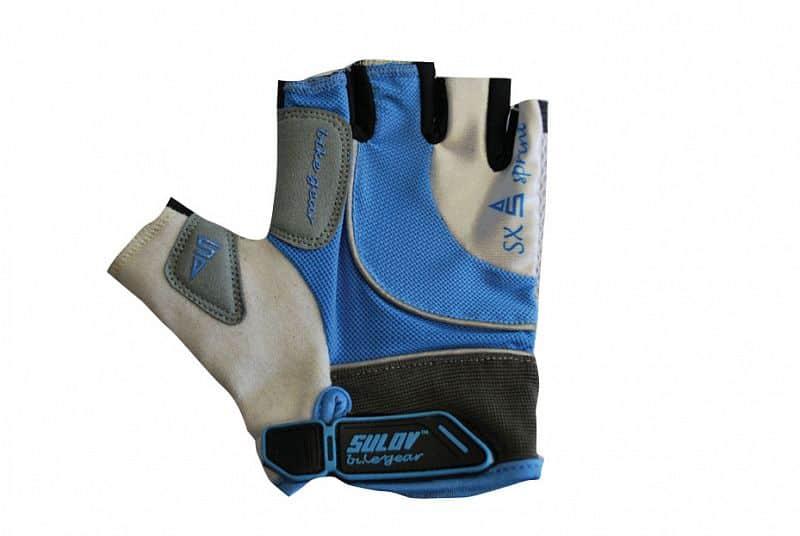 Levně Sulov SX Sprint blue/grey Oblečení velikost: M