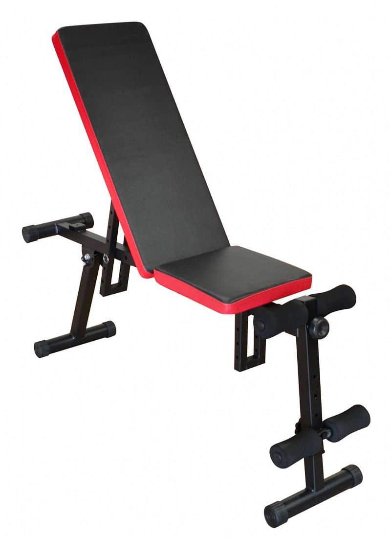 Lifefit Multifunkční lavice sed-leh-bench plus