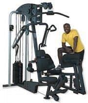 G4I Body-Solid Home Gym Posilovací věž
