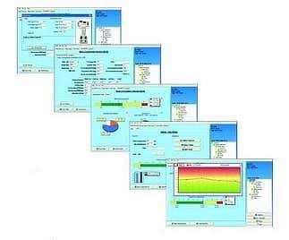 Software GMON Tanita pro BC a UM sérii