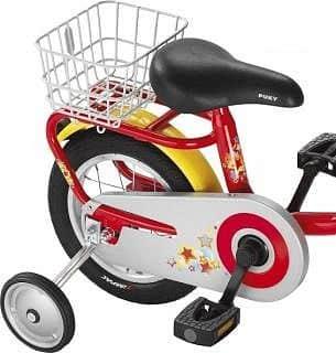 Zadný košík na bicykel Z2 strieborný