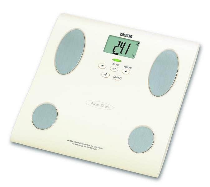 Osobní digitální váha Tanita FiTPlus BC-581