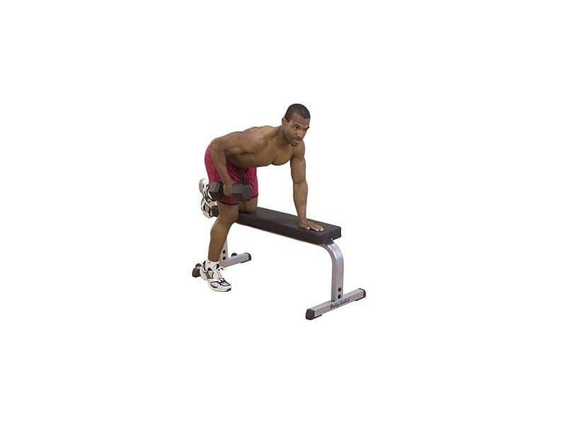 Body - Solid Flat Bench