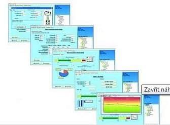 Software GMON pro BC a UM sérii