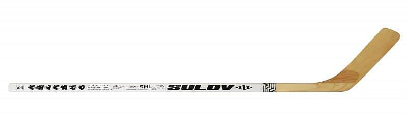 Hokejka SULOV CHICAGO, 105 cm Zahnutí hole: Levá