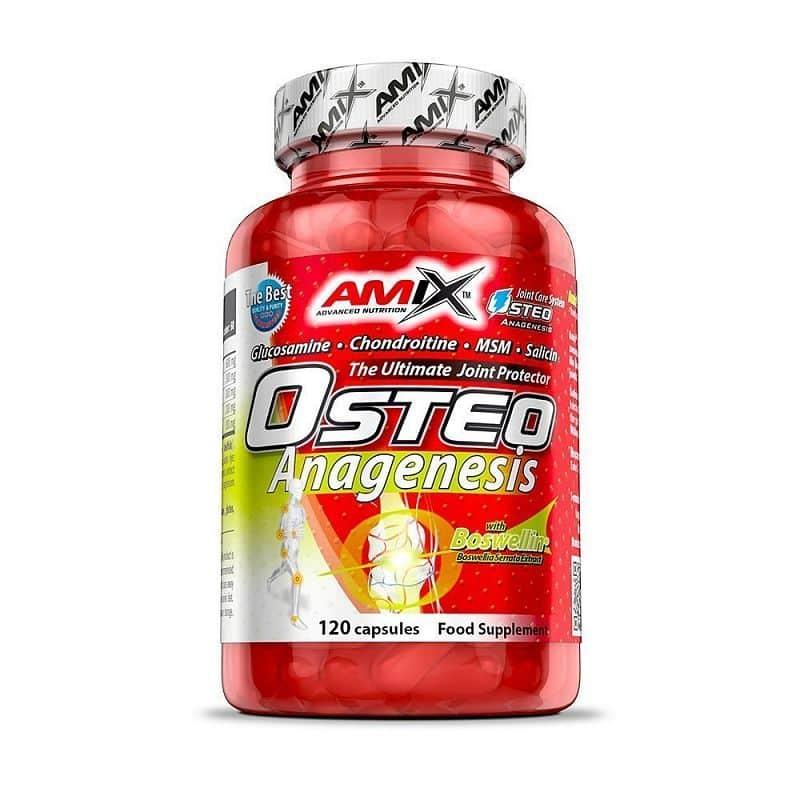 Amix Osteo Anagenesis Balení: 120cps