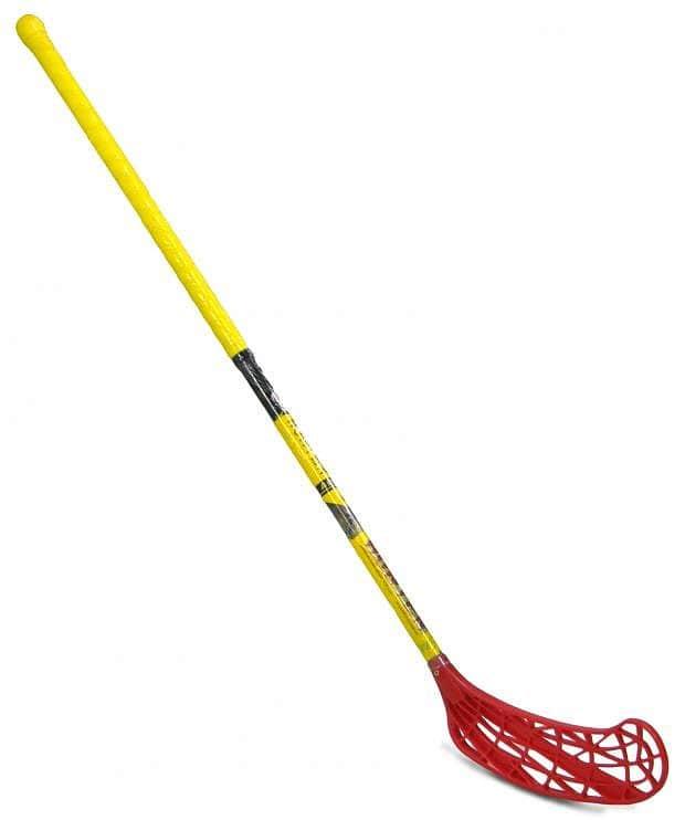 Florbal hůl HUNTER IFF UNIHOC délka 100 cm pravá - Pravá
