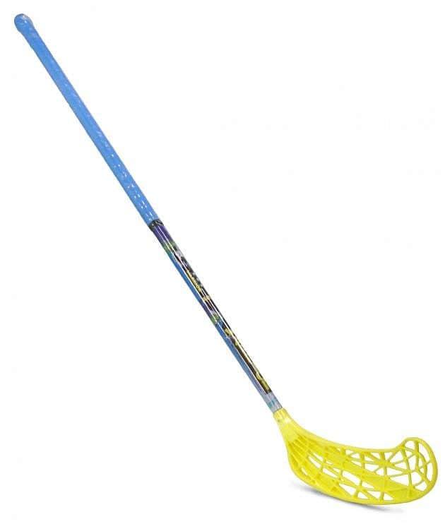 Florbal hůl WARRIOR IFF UNIHOC délka 100 cm - Pravá