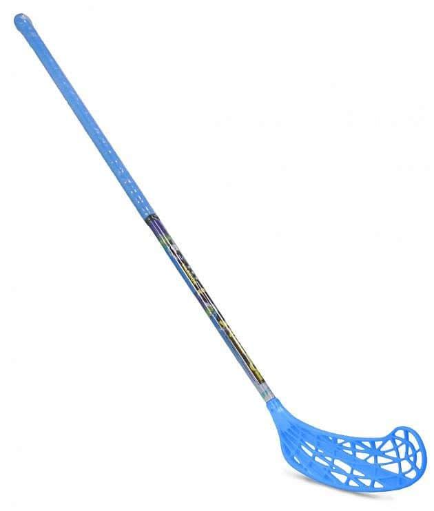 Florbal hůl WARRIOR IFF UNIHOC délka 95 cm - Levá