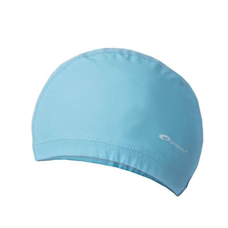 Spokey TORPEDO Plavecké čepice dvouvrstvá Barva: stříbrná