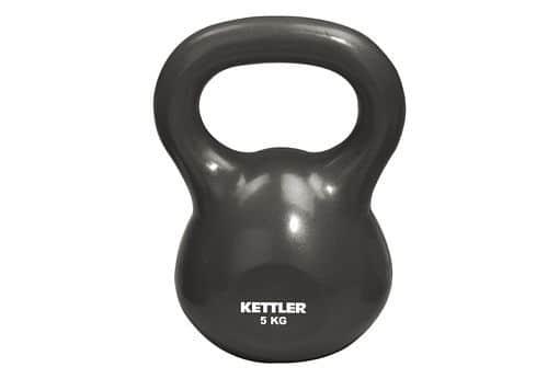 Kettler Zátěžový míč Kettlebel s držadlem 5kg