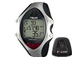 POLAR RS800CX GPS, IRport pro PC