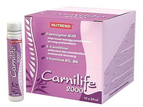 Nápoj Carnilife 2000, 10X25 ml