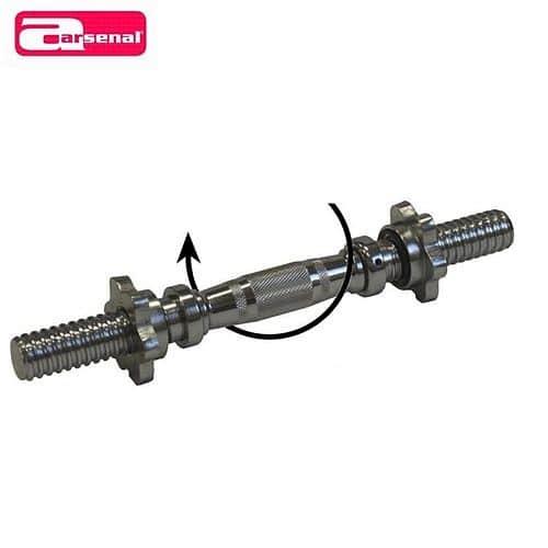Os jednoručné ARSENAL 350/30 mm s otočným madlom