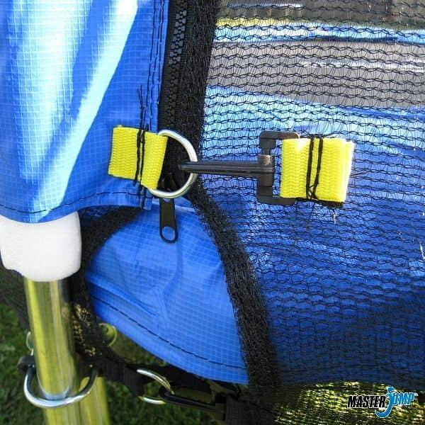 Ochranná sieť MASTERJUMP na trampolíny 182 cm