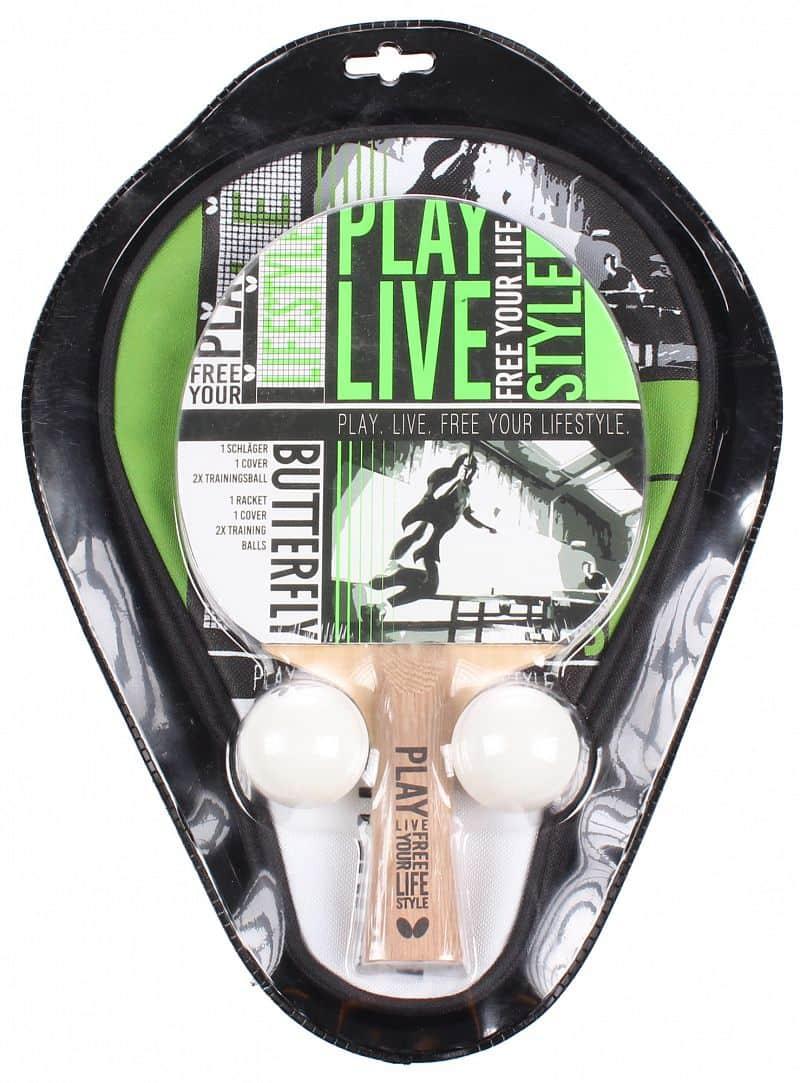 Free Your Lifestyle set na stolní tenis balení: 1 sada