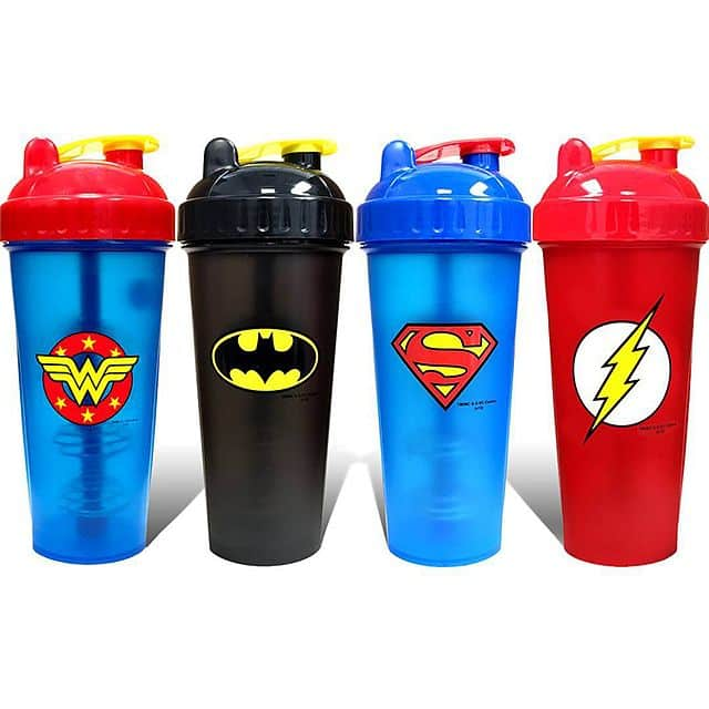 Perfect Shaker DC Comic Hero 800ml Superman