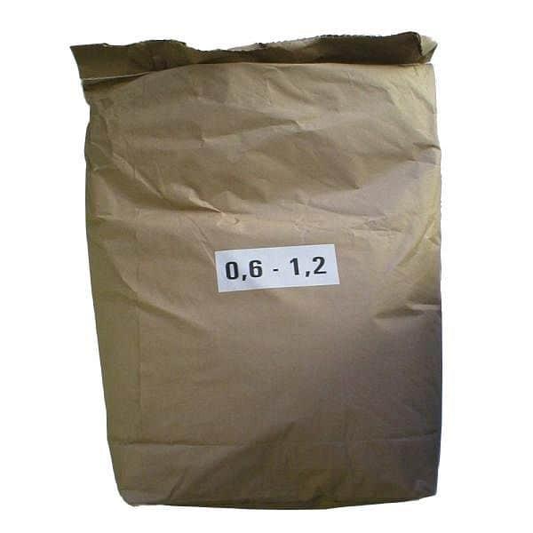 Bazénová filtrační písková náplň 25 kg