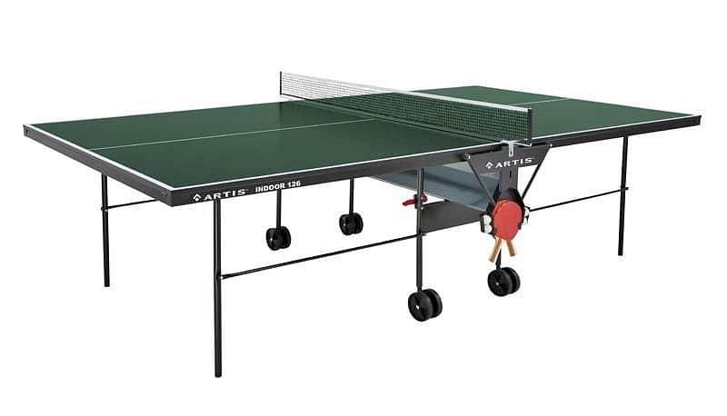 Stůl na stolní tenis ARTIS 126 indoor