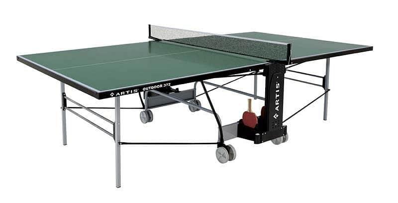Stol na stolný tenis ARTIS 372 vonkajší
