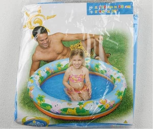 Nafukovací bazén Intex 112 x 25 cm