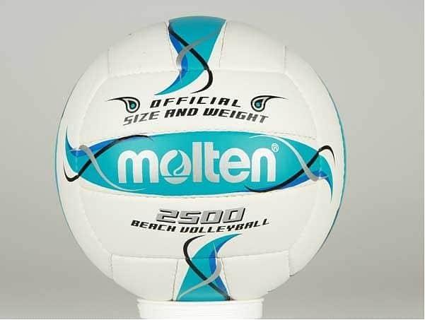 Volejbalový míč Molten BV 2500 - modrý