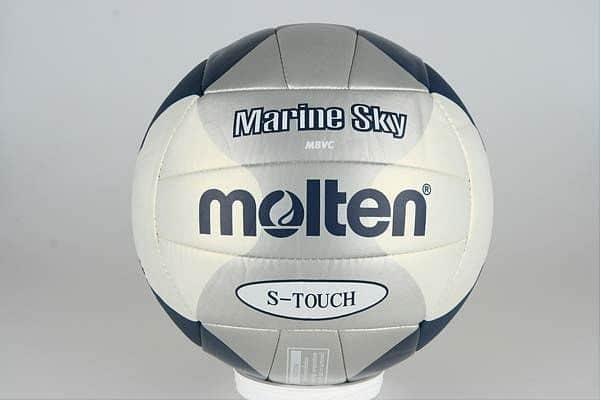 Volejbalový míč Molten MBVC - Marine Sky