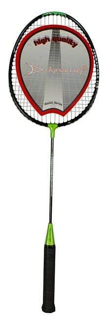 Badmintonové rakety 417