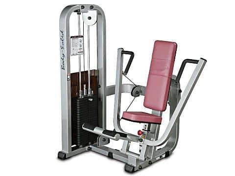 Posilovač hrudních svalů a paží Body-Solid SBP-100G/2