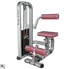 Posilovač zádových svalů Body-Solid SBK-1600G/2 - montáž zdarma, servis u zákazníka