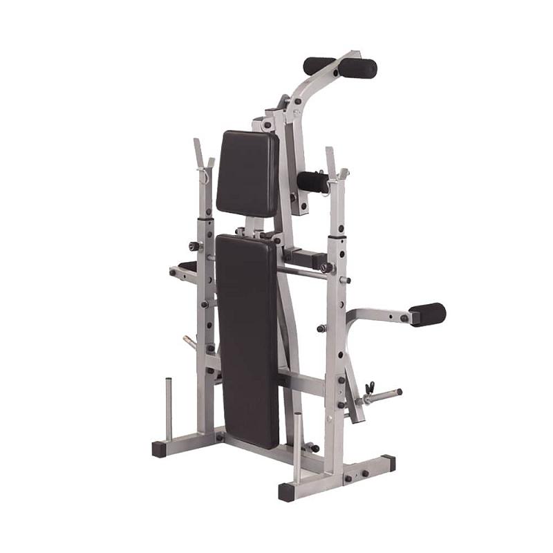 Posilovací bench lavice inSPORTline Adjust