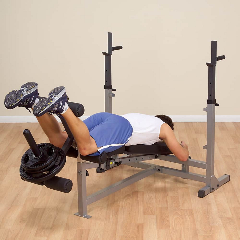 GDIB46L Body-Solid Bench lavička