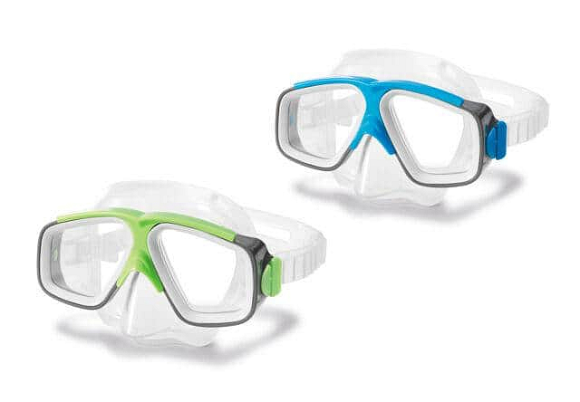 Potápěčská maska Intex SURF RIDER JR 55975 - Zelená