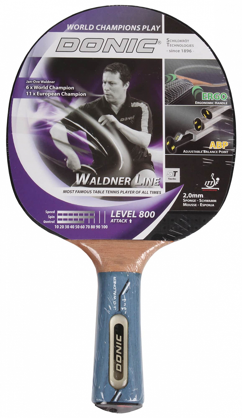 Waldner 800 pálka na stolní tenis