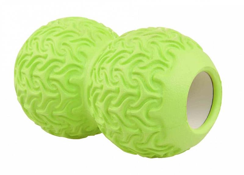 Masážní míček TWINSOFT LIFEFIT 18x10cm