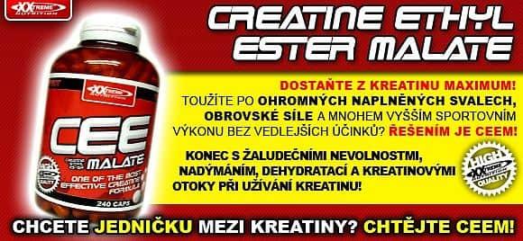 Creatin Ethyl Ester Malate