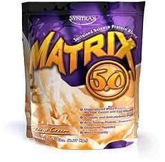 Matrix 5.0 2250g, vanilka