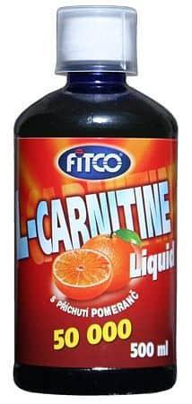 L-Carnitine 50 000 Liquid