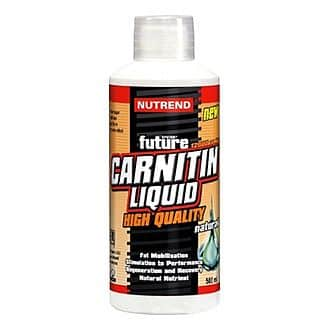 Carnitin Liquid 500ml, citron