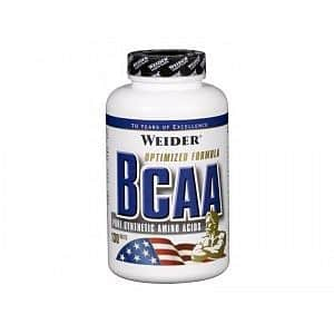 WEIDER BCAA - ALL FREE FORM 130 tablet 130tbl.