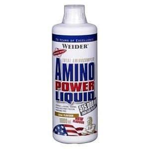 Amino Power Liquid 1000ml. - Weider Amino Power Liquid 1000ml. - energy