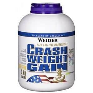 Crash Weight Gain 3kg - Weider