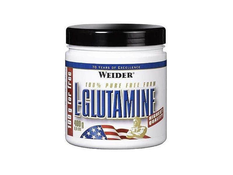 L - Glutamine 400g - Weider