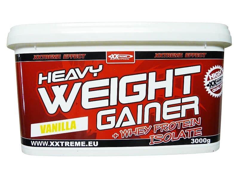 Maximum Heavy Weight Gainer 6000g 6000g, čokoláda