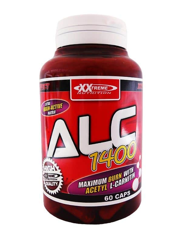 ALC - Acetyl L-Carnitine 60 + 30kps. zdarma