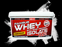 Maximum Whey Protein Isolate 92 - 2200g