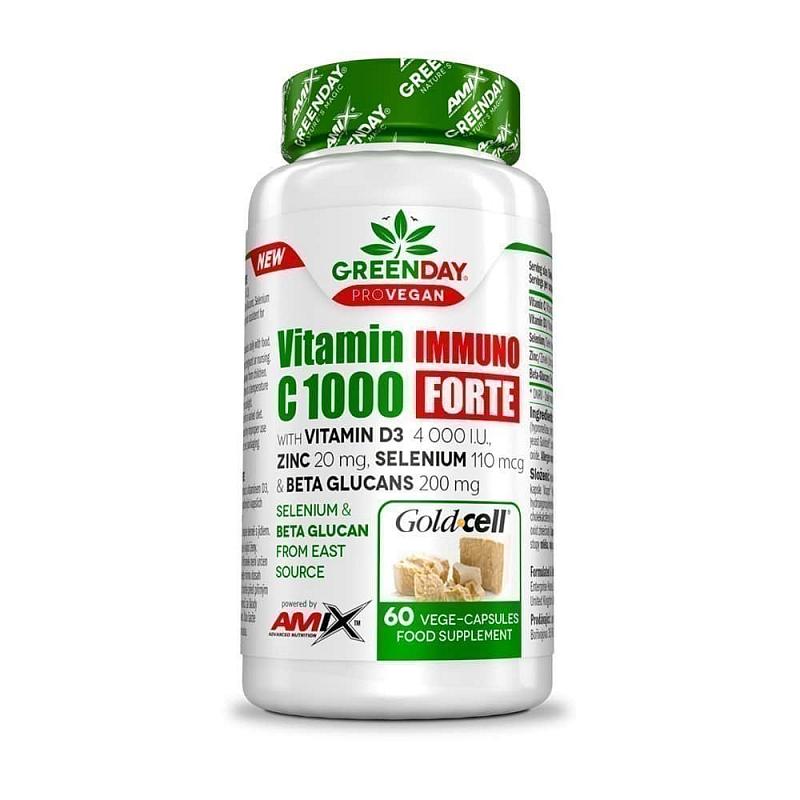 Amix ProVegan Vitamin C 1000 Immuno FORTE