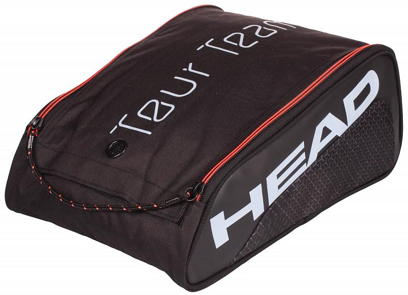 Tour Team Shoe Bag 2020 taška na boty barva: černá