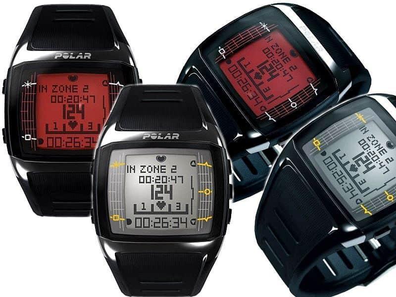 Polar FT60 GPS černá/dámská
